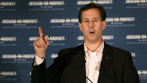 Talking Points Tuesdays – You Just Can't take Santorum seriously….