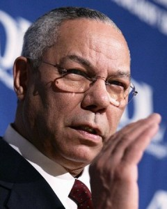 "Militant Mondays – Colin Powell on GOP's ""Dark Vein of Intolerance"""