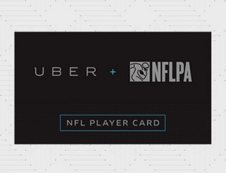 The NFL Players Association Teaming Up with Uber