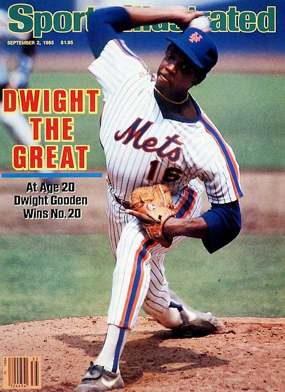 Doc Gooden Documentary Tonight on SNY