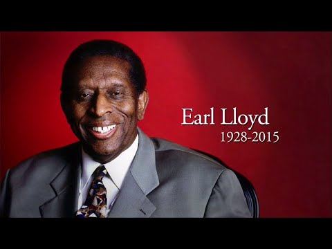 #RIP Earl F. Lloyd, the 1st African-American to Play in the NBA