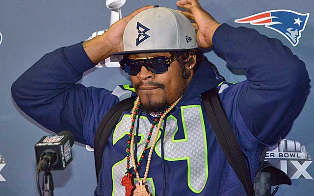 Am I Still Supposed to Feel Bad for Marshawn Lynch?