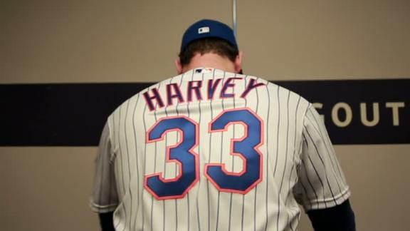 Matt Harvey Roughed Up Again, And I Know Why…..