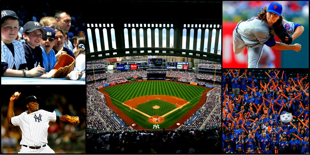 @Mets vs. @Yankees the 2015 Edition#SubwaySeries