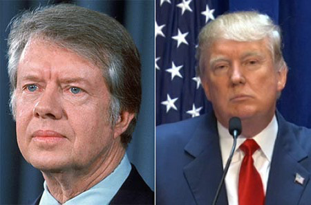 Did Jimmy Carter Barr Iranians from the UnitedStates?