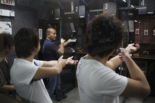 What Japan Gets Right about Gun Control….