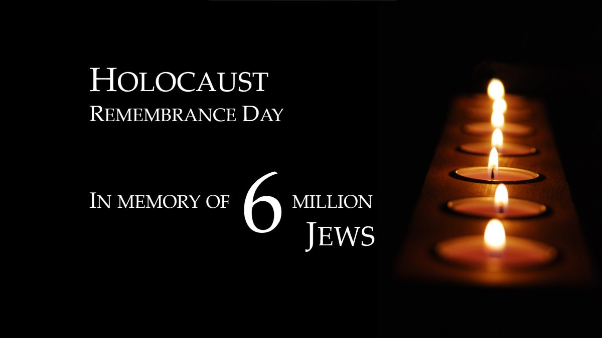 Internnational Holocaust Remembrance Day