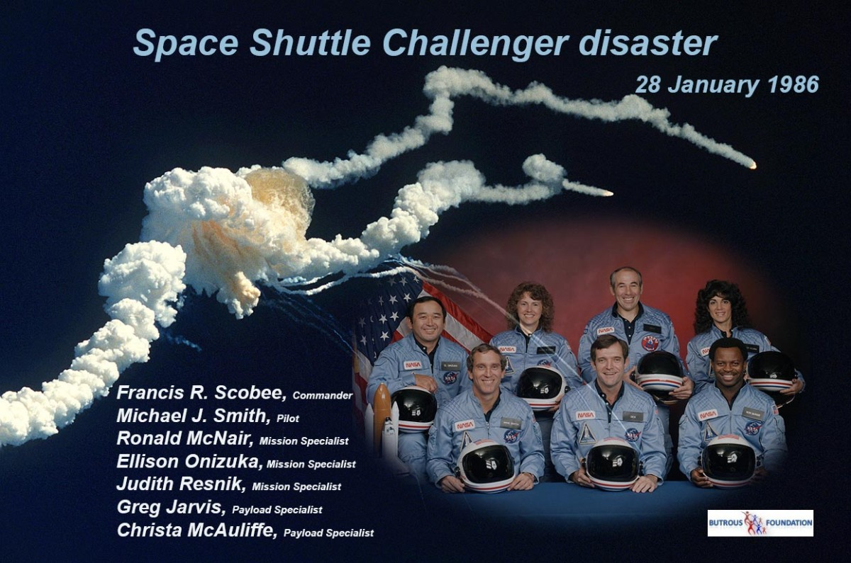 30th Anniversary of Challenger Disaster