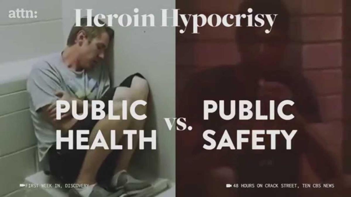 Heroin vs CrackEpidemic