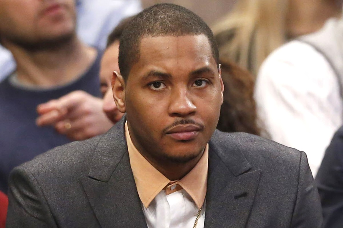 Carmelo Anthony's Call to Action