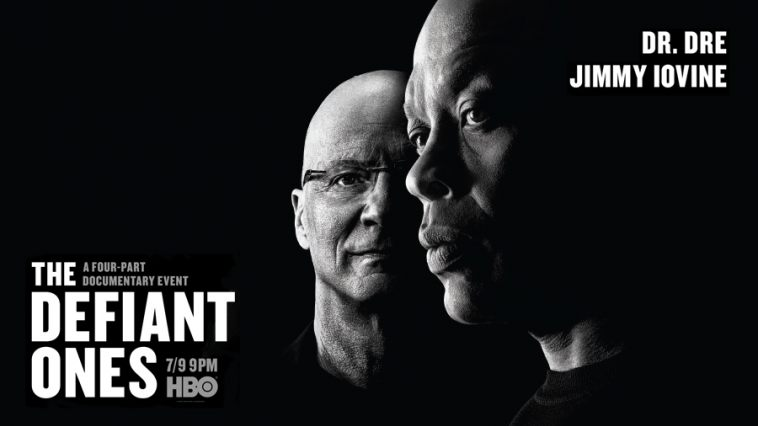 "HBO's ""The Defiant Ones"""