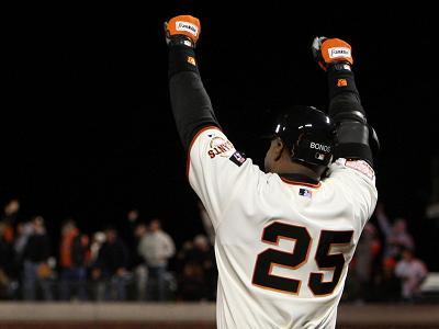 San Fran Giants to Retire Barry Bonds#25