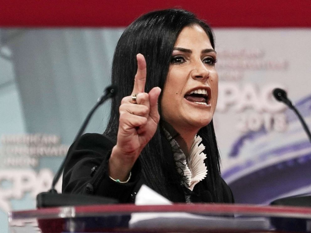 """Dana Loesch, """"Crying white mothers are ratingsgold…"""""""